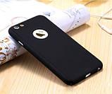 "Чехол Luxury 360 для Apple iPhone 6 Plus 5.5"" - Black, фото 3"