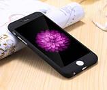 "Чехол Luxury 360 для Apple iPhone 6 Plus 5.5"" - Black, фото 4"