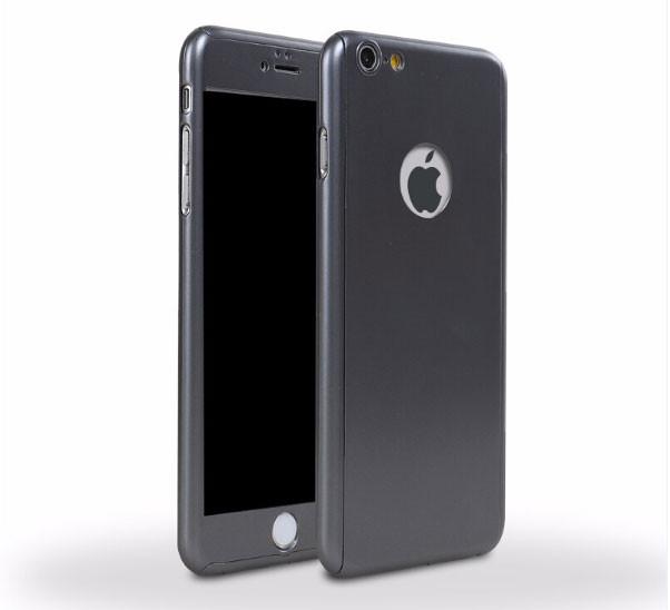 "Чехол Luxury 360 для Apple iPhone 6 Plus 5.5"" - Black"