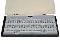 Ресницы Yre пучки на белой ленте (12 мм)