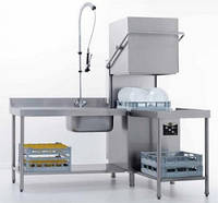 Посудомоечная машина Apach AС 800 DD