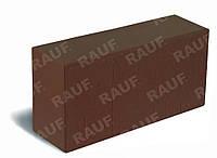 Кирпич лицевой RAUF Fassade коричневый полнотелый купить в Донецке