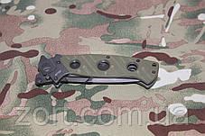 Нож складной, механический Tiger-c, фото 2