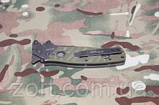 Нож складной, механический Tiger-c, фото 3