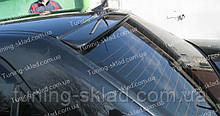 Спойлер на скло Mitsubishi Lancer 9 (спойлер заднього скла Мітсубісі Лансер 9)