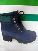 Ботинки женские 22