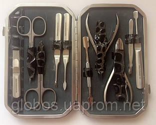 Маникюрный набор для профессионального использования GLOBOS 72627M, фото 3