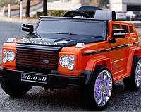 Детский электромобиль Рендж Ровер M 3174 EBR-7, оранжевый***