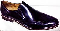 Туфли мужские IКОС 2105-4 классические (оксфорды) темно синие