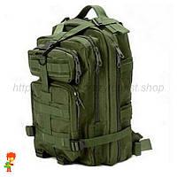 Тактический рюкзак 25 L Army Green, фото 1