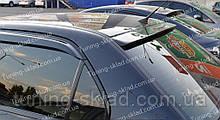 Спойлер на скло Мітсубісі Лансер 9 (спойлер заднього скла Mitsubishi Lancer 9)