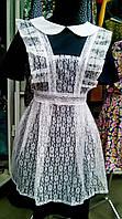 Школьное платье,с фартуками на девочку