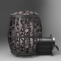 Печь для парилки «Vesuvi» ПКБ-Бочка 01 -20м³