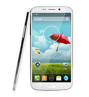 """Смартфон THL W300 экран 6,5"""" 4-х ядерный на Android 4.2 MT6589 TURBO белый, white"""
