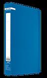 Папка пластикова з 2-ма кільцями А4 JOBMAX, фото 3