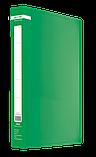 Папка пластикова з 2-ма кільцями А4 JOBMAX, фото 5