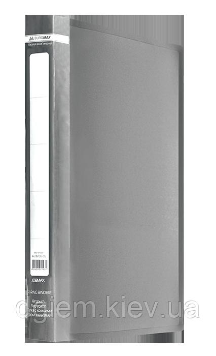 Папка пластикова з 2-ма кільцями А4 JOBMAX