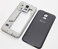 Корпус Samsung Galaxy S5 oridinal black G900H
