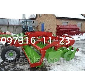 Агрегат для обработки почвы — посевной дисковый U 811/3 фирмы MOSKIT (Польша)