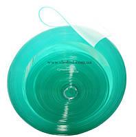 ПВХ Завеса зеленая бухта 50м*20см*2мм среднетемпературная