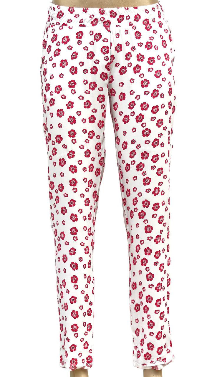 Красивые летние брюки из хлопка (в расцветках 44)