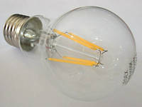 Лампа светодиодная LEDEX FILAMENT 4W 380lm E27 нейтральный свет