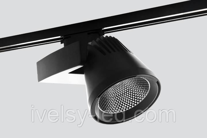 Прожектор на шинопроводе BAND TRL125/35W  15°/24°/40°, 3000K/4000K/5000K