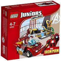 LEGO®  Juniors (10721) Железный человек против Локи