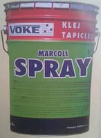 Клей мебельный для поролона Spray 15кг  каністра пластик