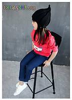 Леггинсы , лосины джинсовые для девочки
