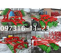 Агрегаты перед посевные для обработки почвы фирмы MOSKIT (Польша)