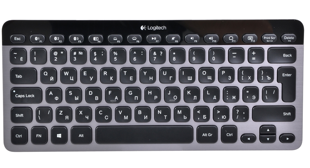 Клавиатура Logitech K810 Bluetooth Illuminated Keyboard (920-004322)
