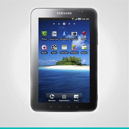 3G планшет Samsung Galaxy Tab 7 P100 CDMA, фото 2