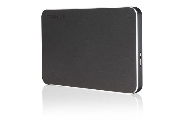 "Внешний жесткий диск HDD ext 2.5"" USB 2.0TB TOSHIBA Canvio Premium Mac Dark grey (HDTW120EBMCA)"