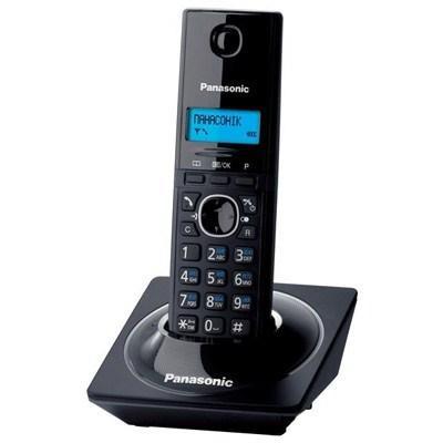 Телефон DECT PANASONIC KX-TG1711UAB