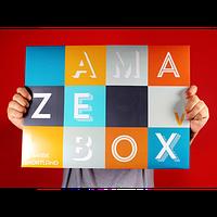 AmazeBox (Gimmicks and Online Instructions) by Mark Shortland and Vanishing Inc