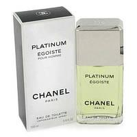 Мужская туалетная вода chanel platinum egoiste (эгоист платинум) весна парфюмерия (копия)