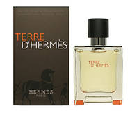 Мужская туалетная вода Hermes Terre D`Hermes (Гермес Терр Д'Эрме) - роскошный цитрусовый аромат!