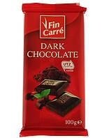 Черный шоколад Fin Carre «Dark Chocolate» 100 г