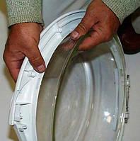 Замена крепления люка, крючка, ручки люка, стекла стиральной машины