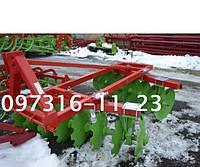 Борона дисковая MOSKIT U213/1 1,8 м
