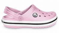 Женские Crocs Crocband Clog pink