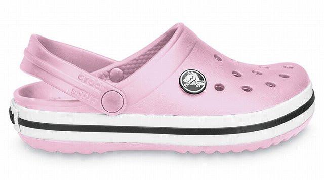 4304124bd326f1 Женские Crocs Crocband Clog pink - Интернет магазин обуви Shoes-Mania в  Днепре