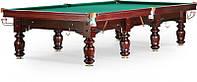 Бильярдный стол для русского бильярда «Classic II» 12 ф (махагон) бу