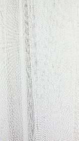 Ткань текстильная Сетка- однотонная мелкое сечение Белая