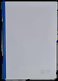 Папка скоросшиватель А4 с прижимной планкой 6мм, фото 2