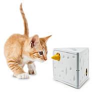 PetSafe (ПетСейф) FroliCat Cheese Фроликет Сыр интерактивная игрушка для кошек