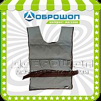 Жилет - утяжелитель с фиксированным весом 6кг