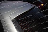 Спойлер на стекло Nissan Almera Classic (спойлер заднего стекла Ниссан Альмера Классик)
