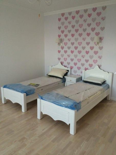 Мебель в стиле прованс. Спальня, детская, прихожая.